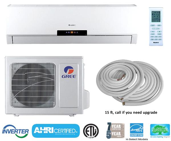 GWH24MDD3DNA3D Residential Ductless Split Heat & Cool